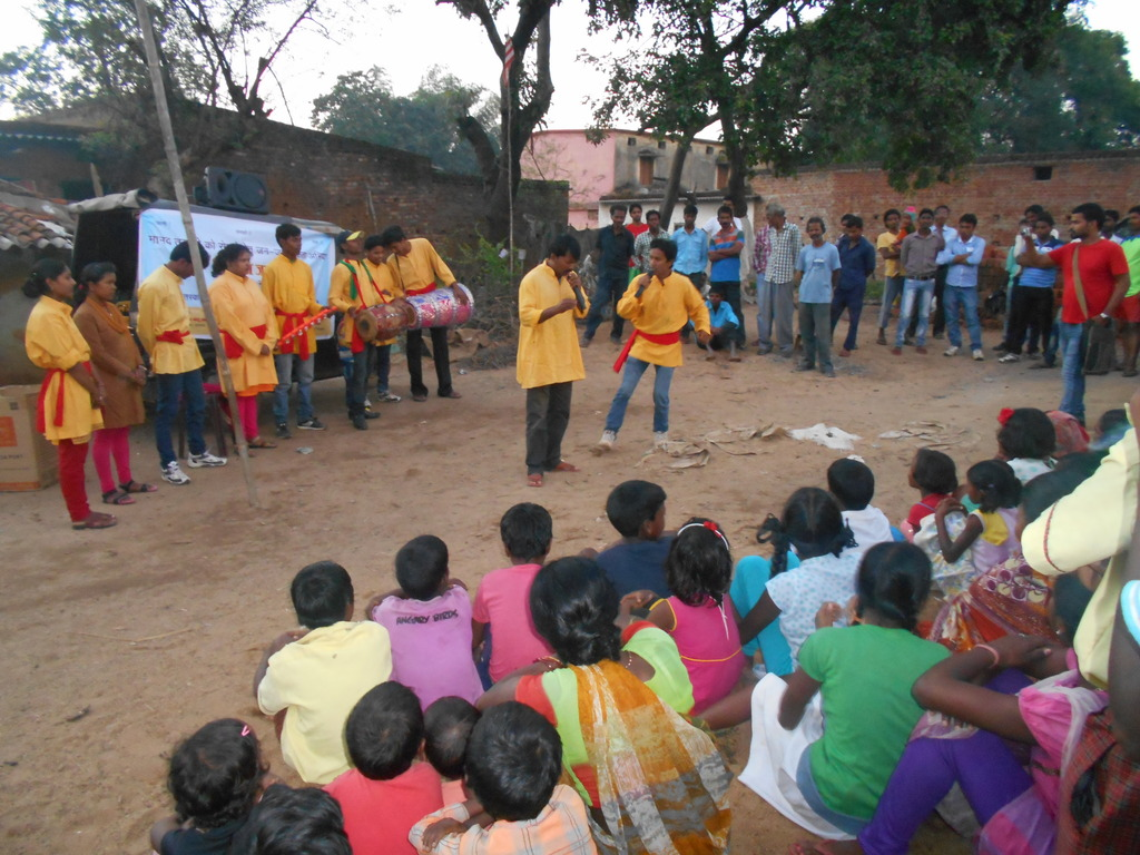 Street Play on Trafficking