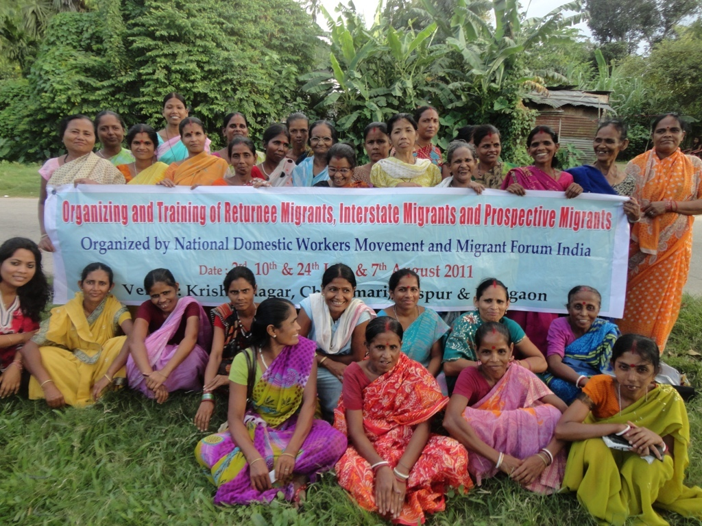 TRAINING FOR MIGRANT WORKERS