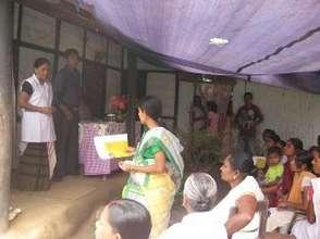 Maternal Health Camp