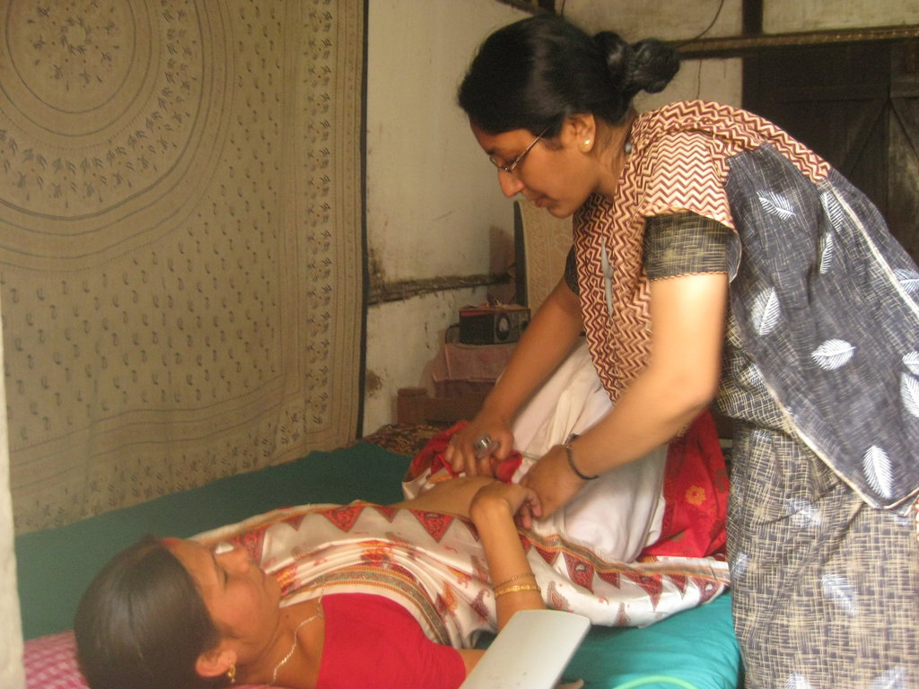Provide maternal care for 4500 rural Indian women