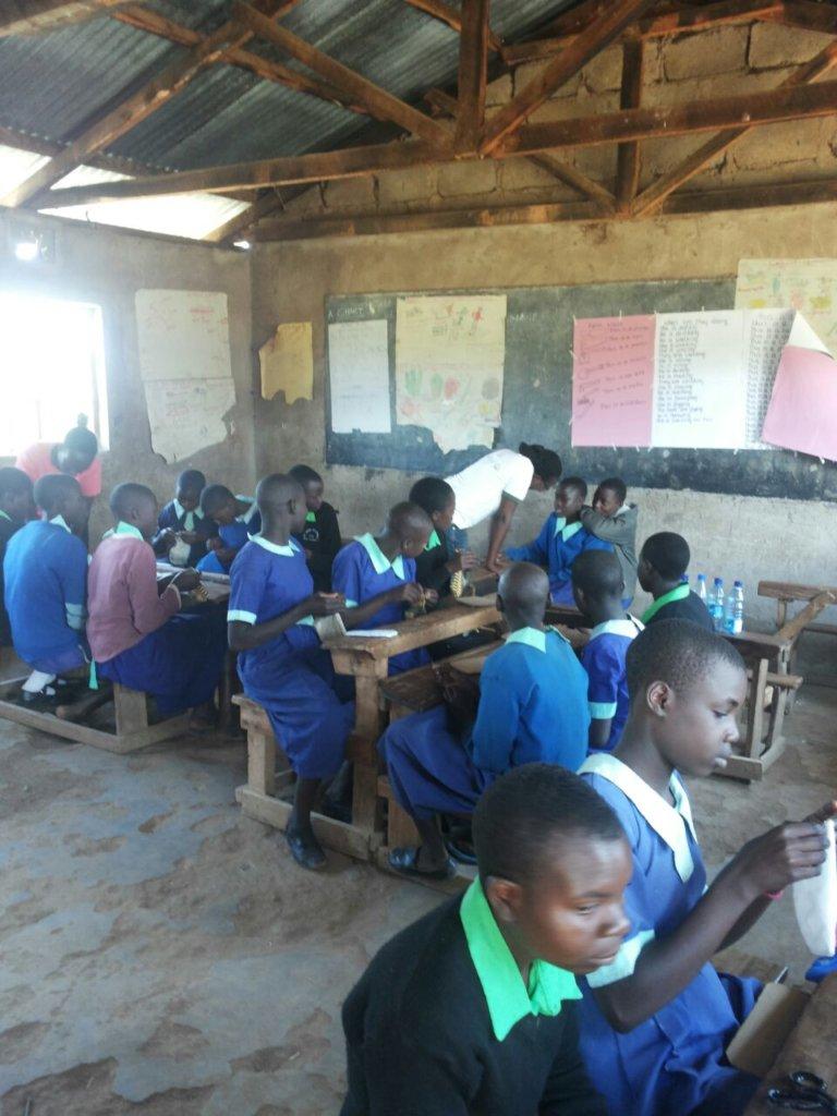 UBORA COMMUNITY DEVELOPMENT youth