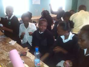 Shadrack's project- sanitary towels