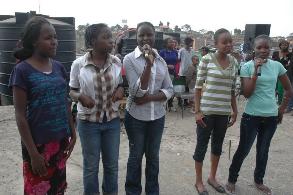GSCH School girls