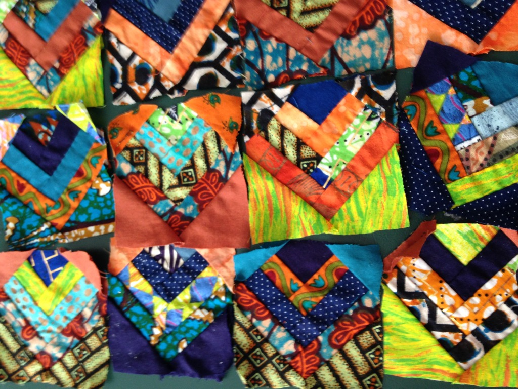 Quilted African Textiles to raise funds for FAF