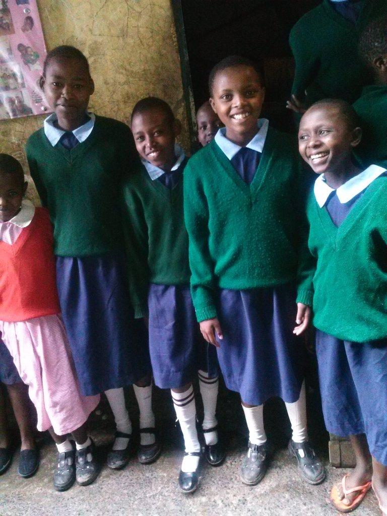 More school children