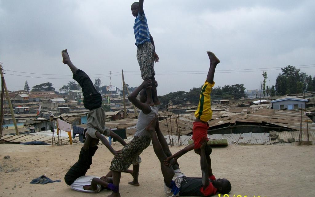 Teen Tumbling Club, Good Samaritan Children