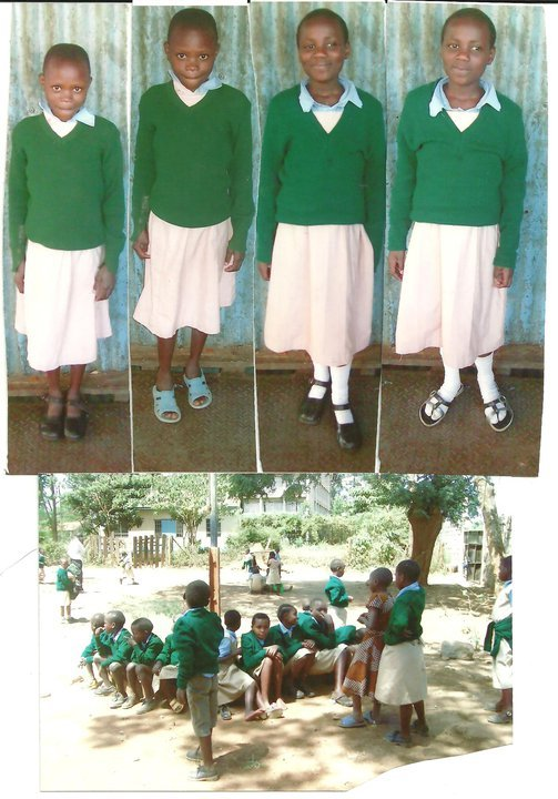 Children from Good Samaritan Children Home