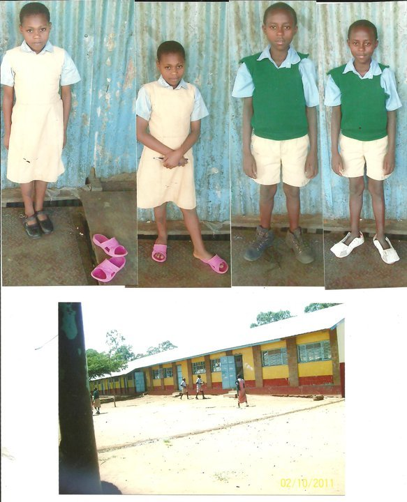 One school where Good Samaritan kids attend