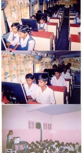 Computer Education to the Rural Poor Children