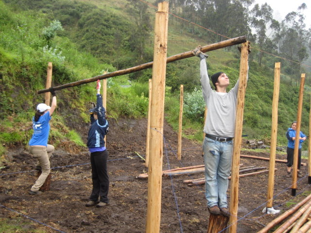 Organic Urban Agriculture in Ecuador - UVA/NCSU