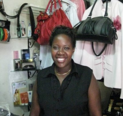 Lisa Msuya an Opportunity Client in Tanzania