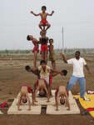 Mann Deshi Champions (Sports Program)