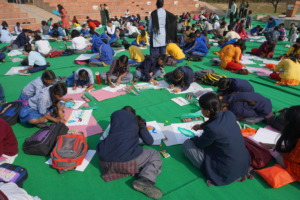 Setu Shikshajyoti Painting Competition