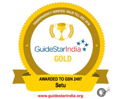 Setu gets transparency Certification