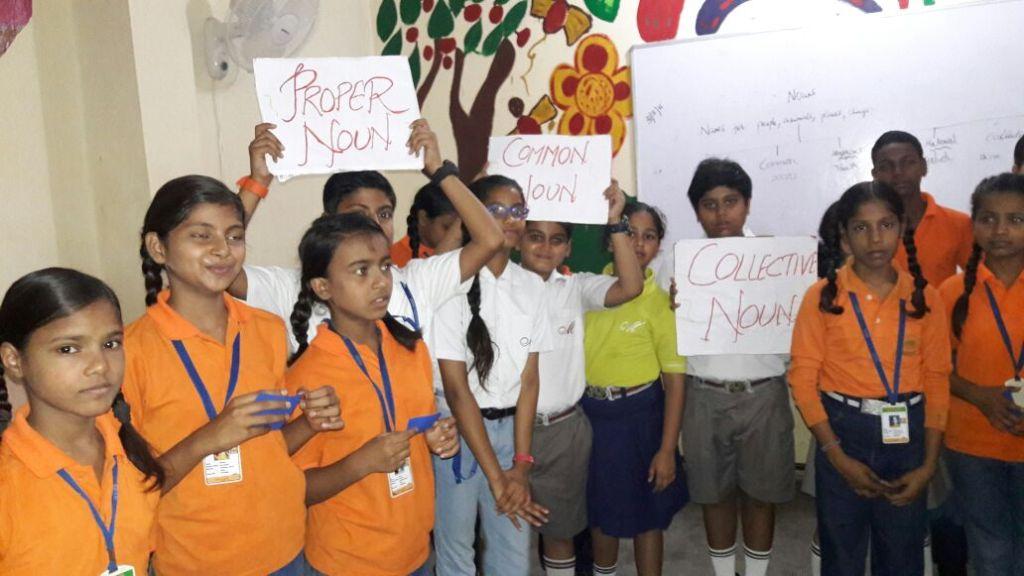 Inter School Volunteering