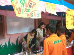 Setu School Diwali Mela