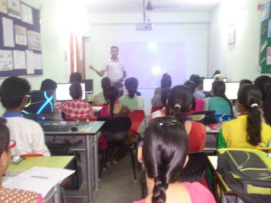 Guest Lecture for Digital Learning students