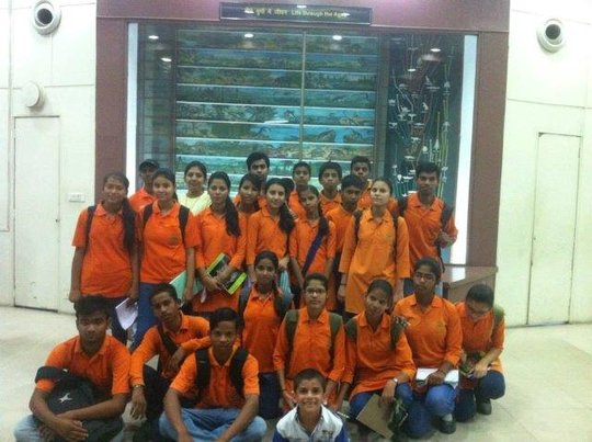Educational trip to the National Museum