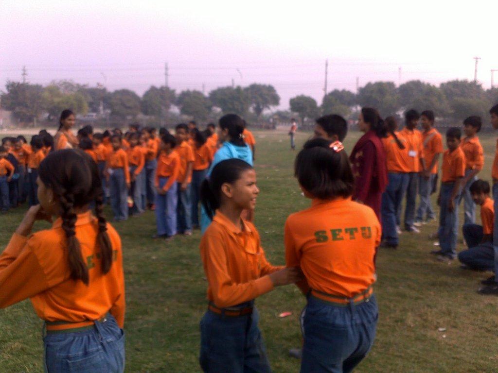 Setu Shiksha Jyoti Kendra - ( Formal School)