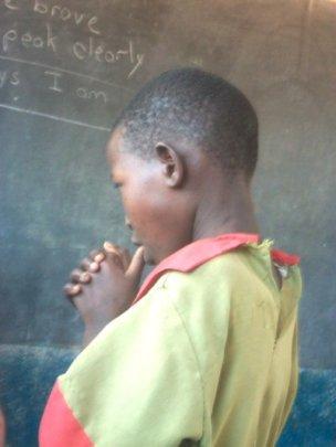 a  Pastoralist Girl