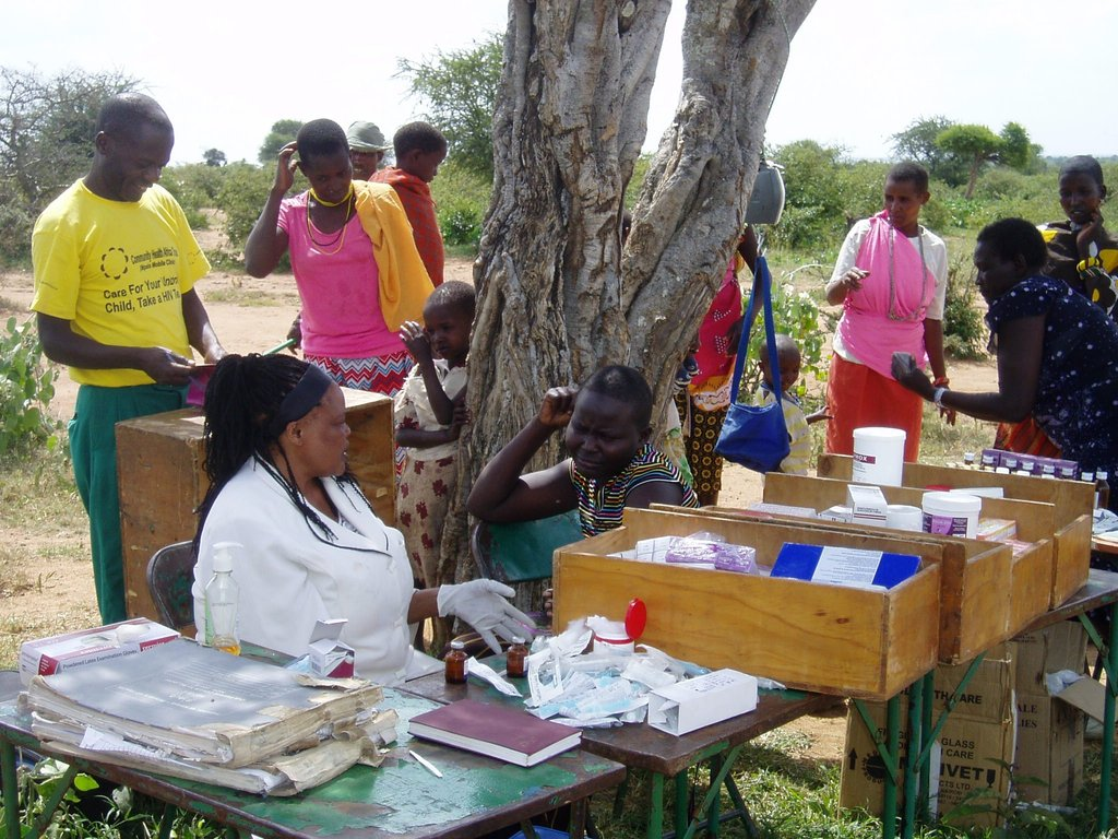 A new patient getting family planning information