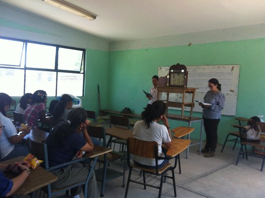 Educate 400 adults in rural Mexico