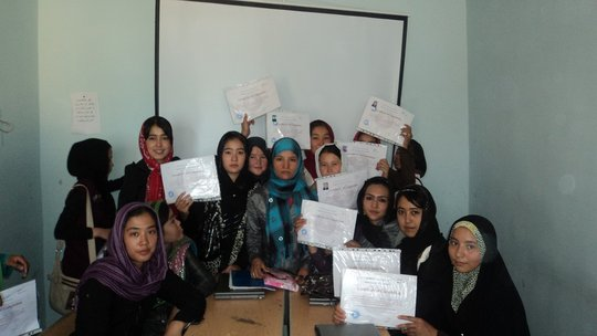 Help Afghanistan Children Stay in School