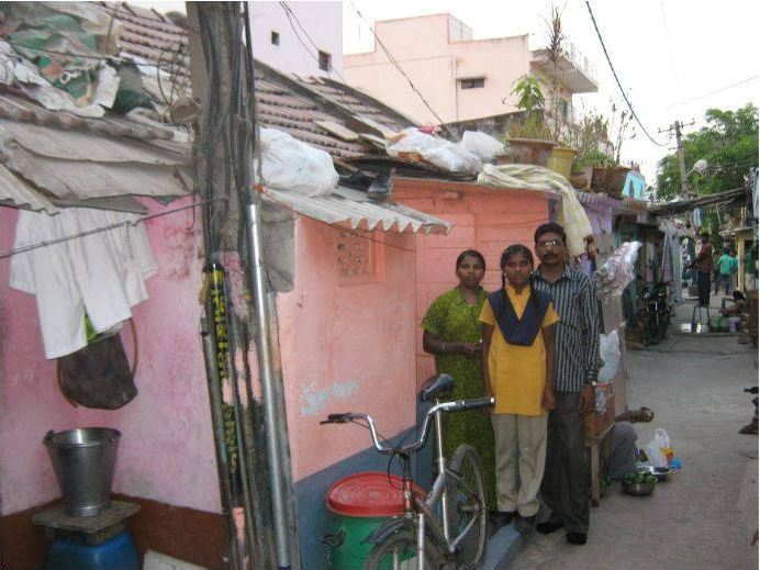 Archana, Christel House India-Bangalore Student