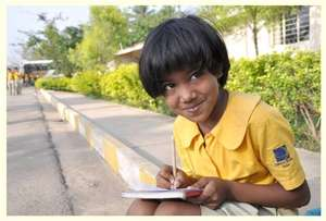 Christel House India Student