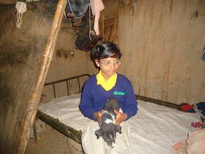 Madhuri | 4th Grade | Christel House Lavasa