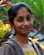 Maldren, 2013 Christel House India Graduate