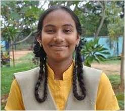Roohi Nayaz - Christel House India Student