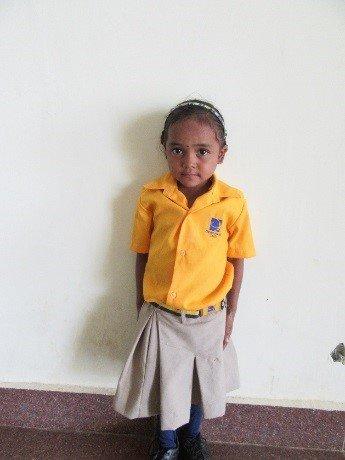 Yachna in kindergarten
