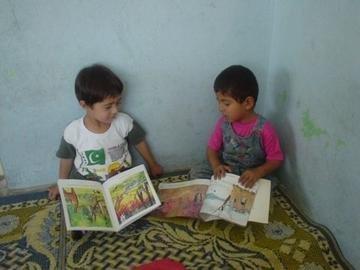 Teaching Tomorrow's Leaders: Afghan Pre-Schools