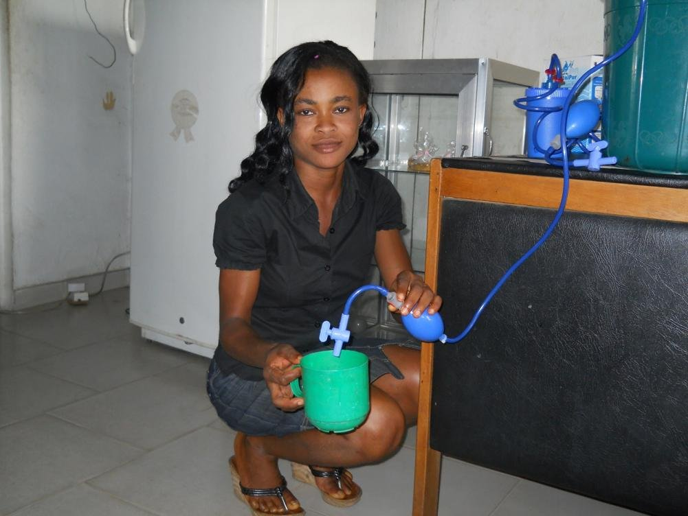 provide cleanwater to 500 households in nigeria