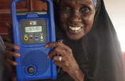 On demand radio access for Somali women refugees