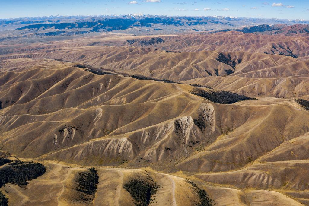 Centennial Mountains of Idaho and Montana