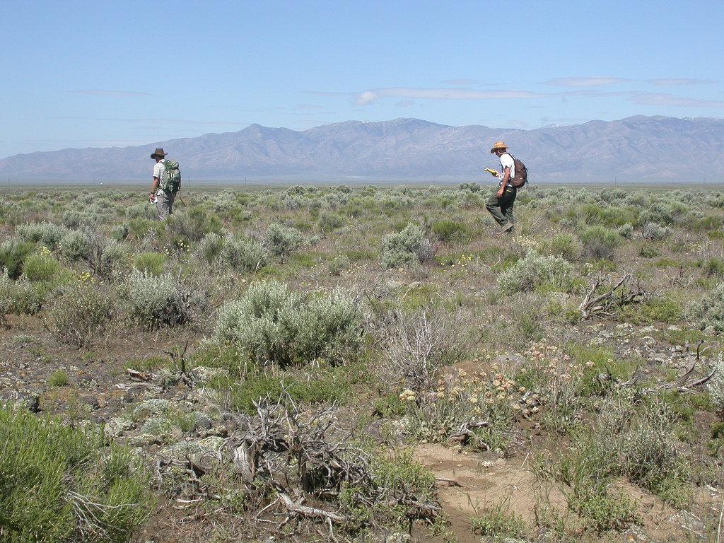 The Howe Peak area of southern Idaho