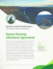Santos Upper Rio Grande Retirement Fact Sheet (PDF)