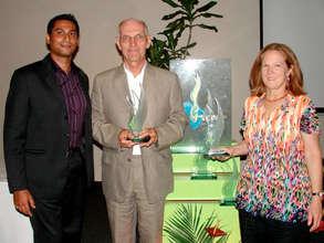 Green Africa Award for TanzSolar!