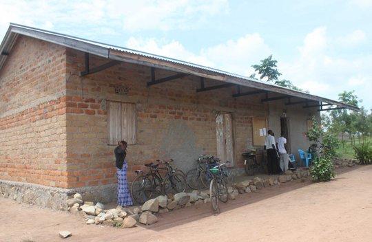 Buruma Secondary School, Administration building