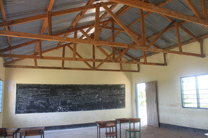 Tegaruka classroom