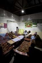 The teachers' workroom - photo by Christoph Stulz