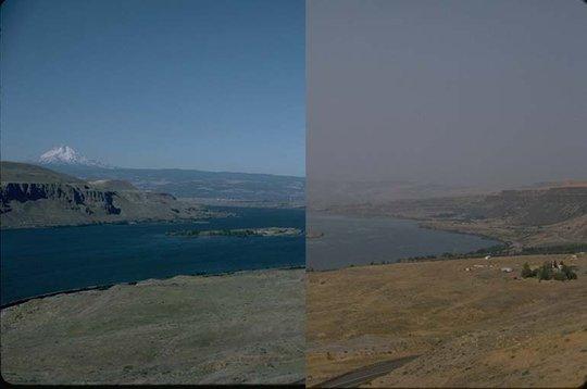 Boardman settlement will reduce Gorge haze.