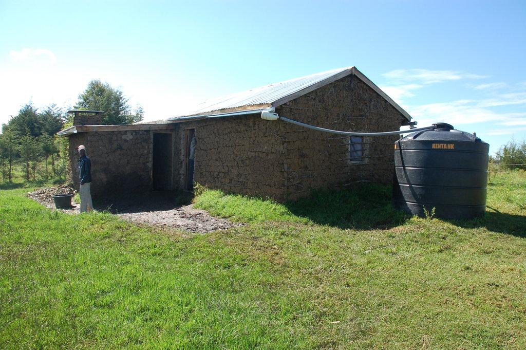Help buy a single-mum a farm