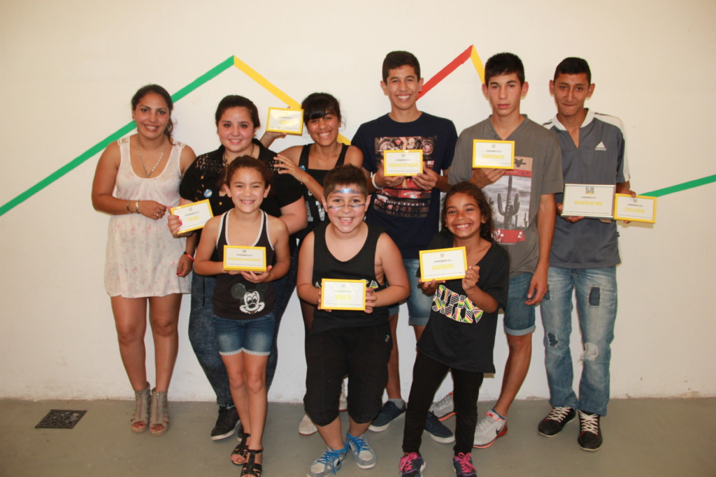 Award Ceremony Winners