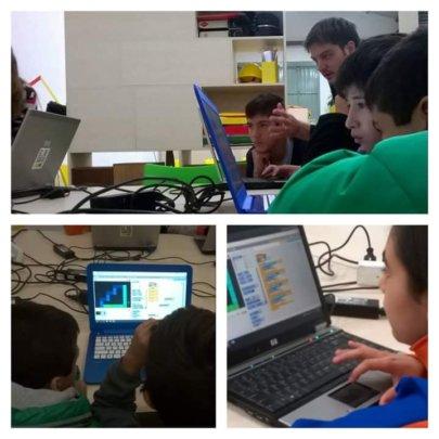 Help underprivileged children code their future