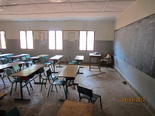 Classroom - Jora