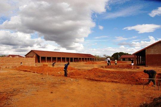 Classroom Block - Kisimenyi