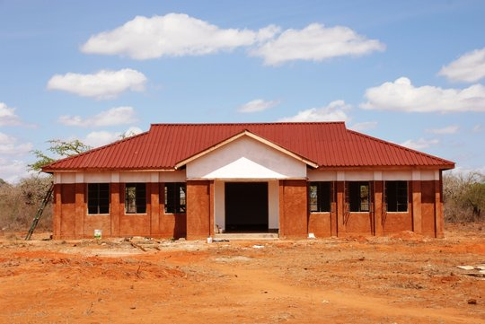 Classroom Block - Kisimenyi (2)
